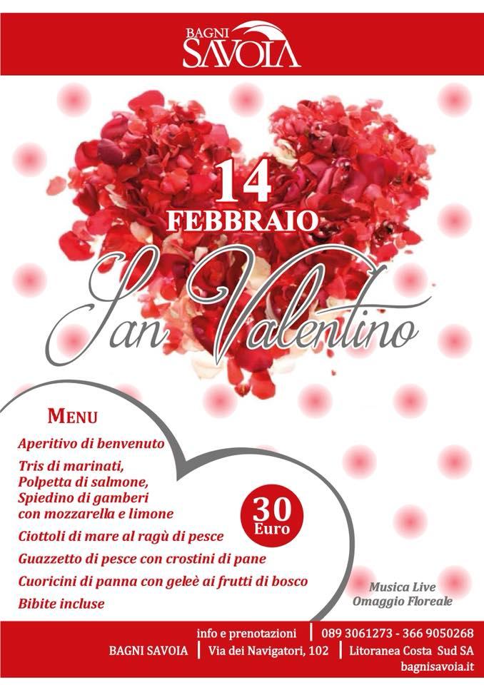 San Valentino 2018 Salerno